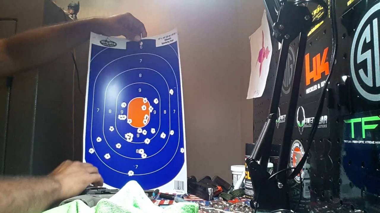 PPQ and P320 range time