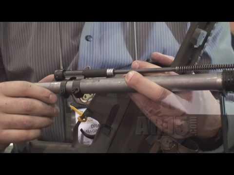 AR15.Com 2008 SHOT Show - Bushmaster ACR