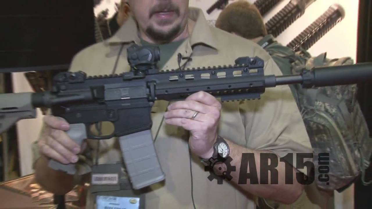 LaRue Tactical - 2010 SHOT Show - AR15.Com