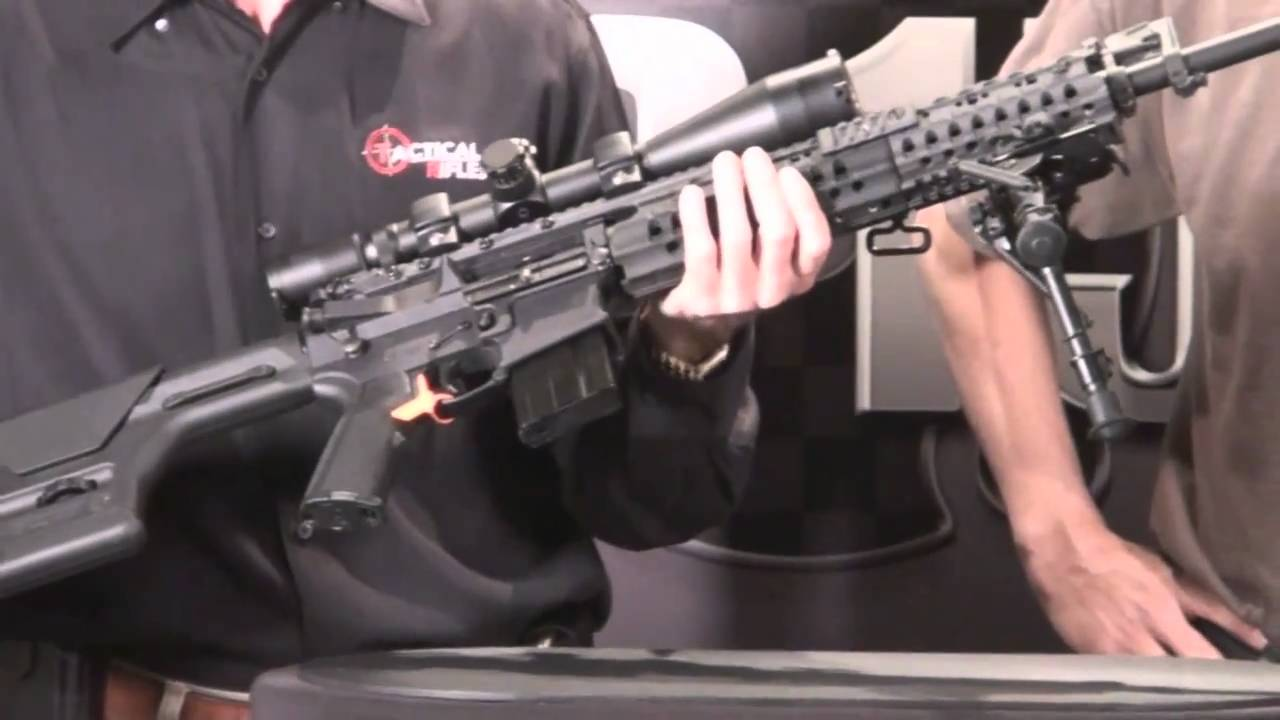 Tactical Rifles - SHOT Show 2011 - AR15.Com