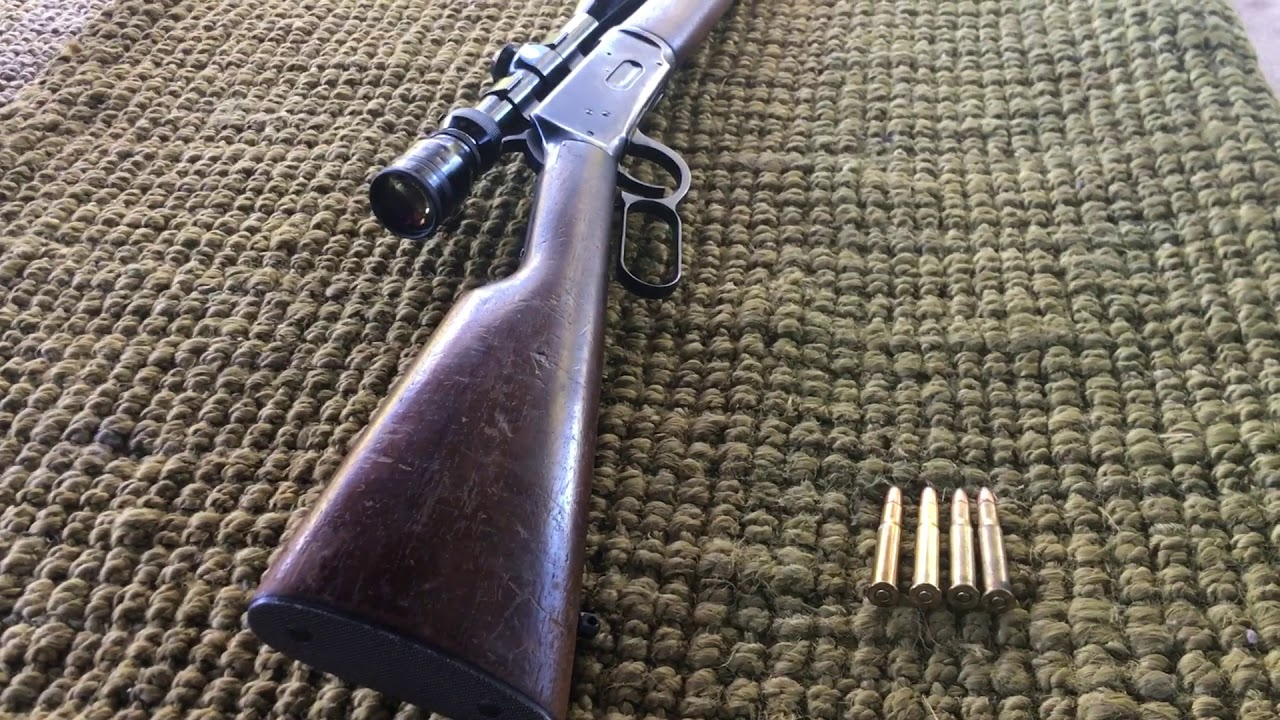 Winchester pre-64 model 94 32 special and a special shout out