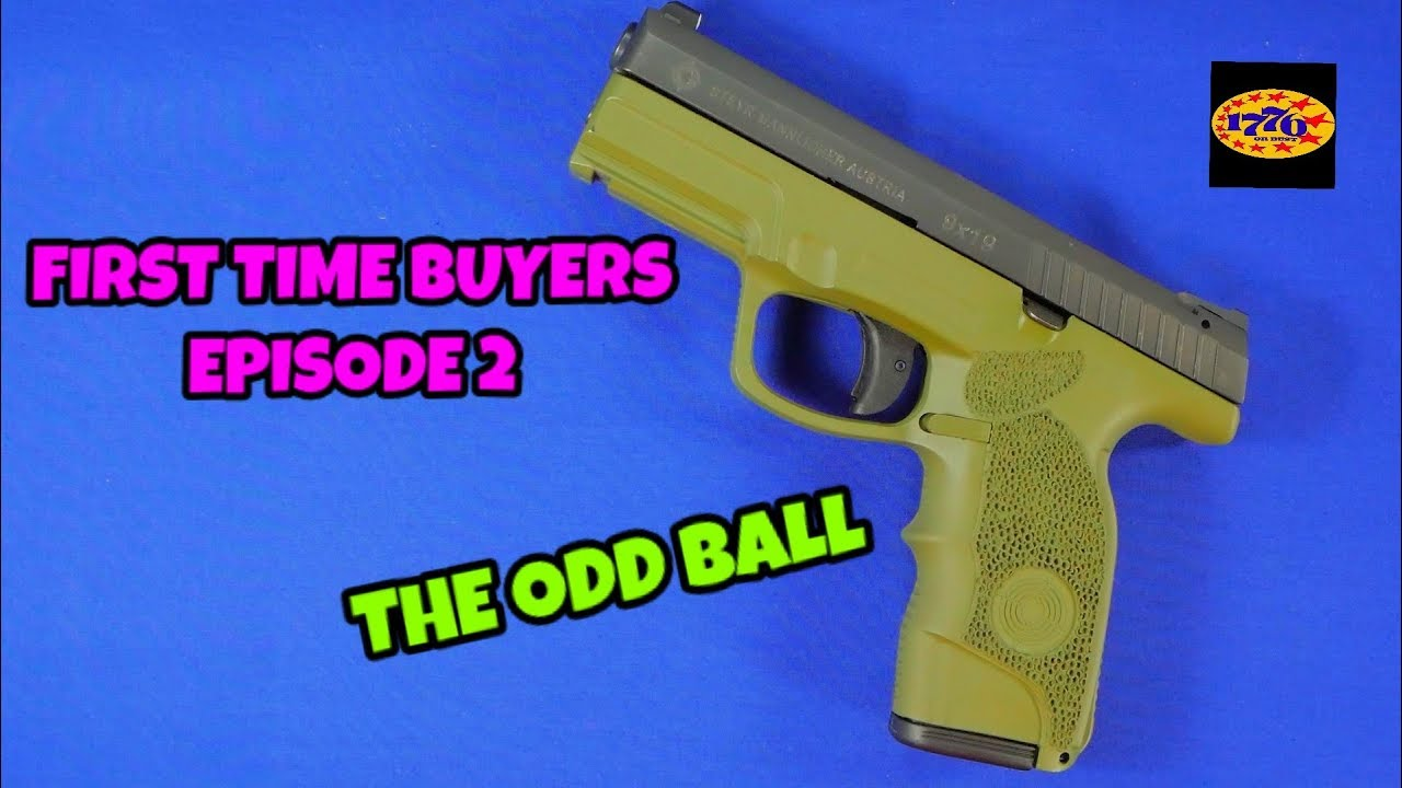 1ST TIME BUYERS EPISODE 2: THE ODD BALL