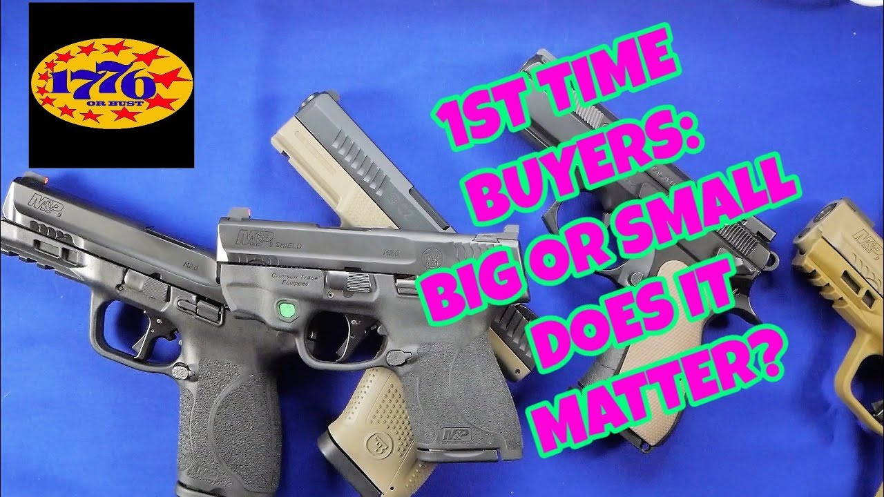 1ST TIME BUYERS EPISODE 3: WHAT SIZE??