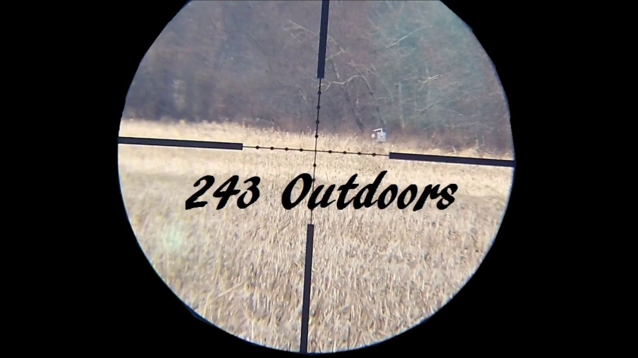 243 Outdoors Channel Trailer