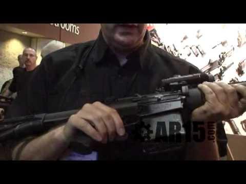 AR15.Com 2009 SHOT Show - LaRue