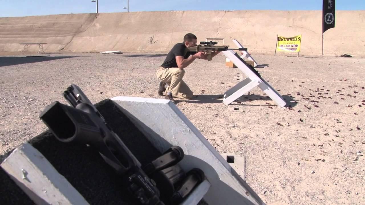 3GN Vegas Finals -- The Young Guns