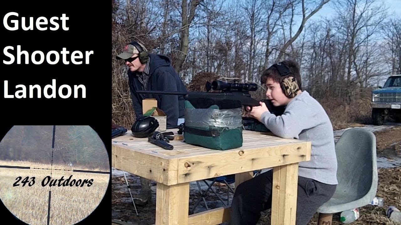 Guest Shooter Landon