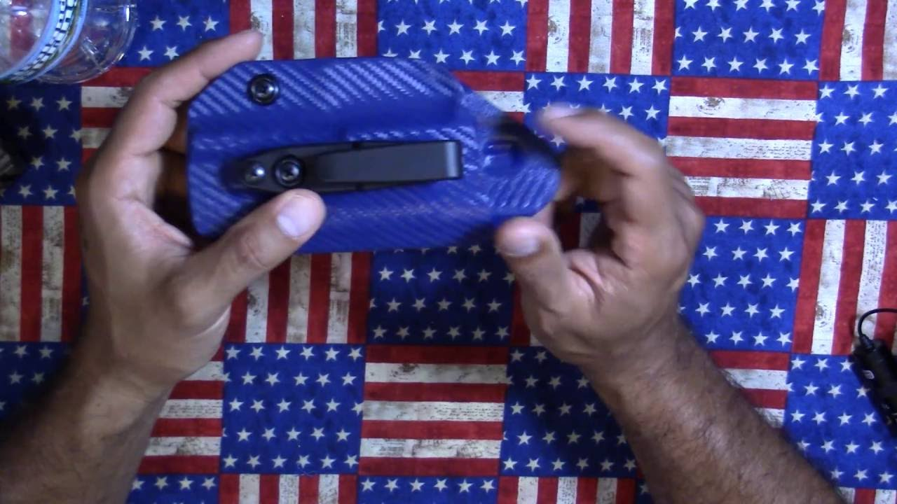 200 SUBSCRIBER GIVEAWAY!! Concealed Carry Holster: Clearwater Tactical