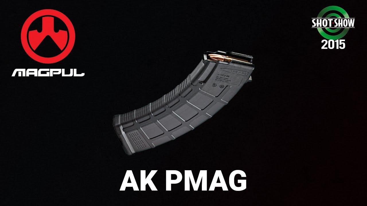 Magpul AK PMAG - SHOT Show 2015