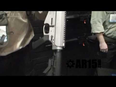 AR15.Com 2009 SHOT Show - CMMG
