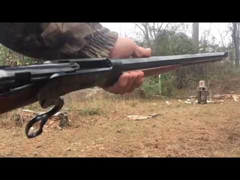 Shooting Winchester's most powerful 1886 cartridge the 50 Express