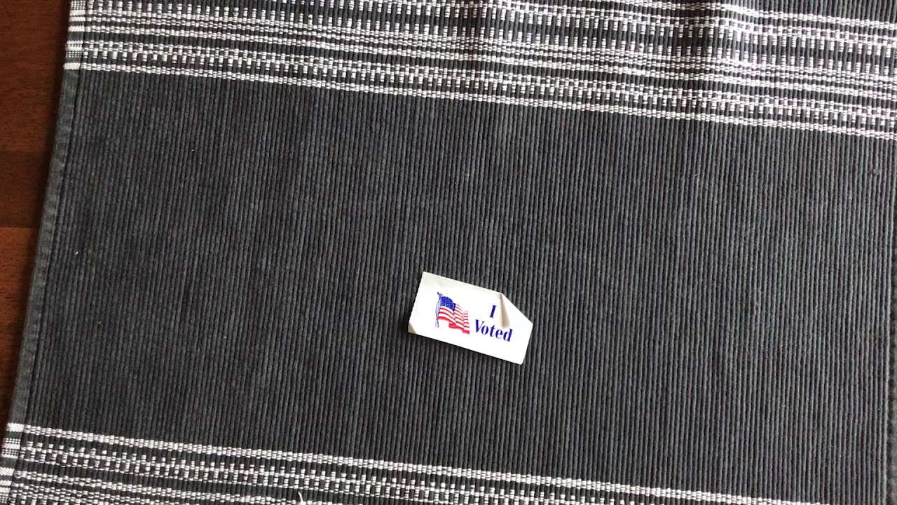A question for you America, #IVoted
