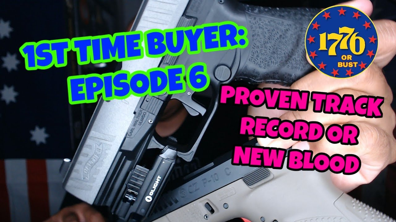 1ST TIME BUYER EPISODE 6: PROVEN HISTORY OR NEW TO THE MARKET
