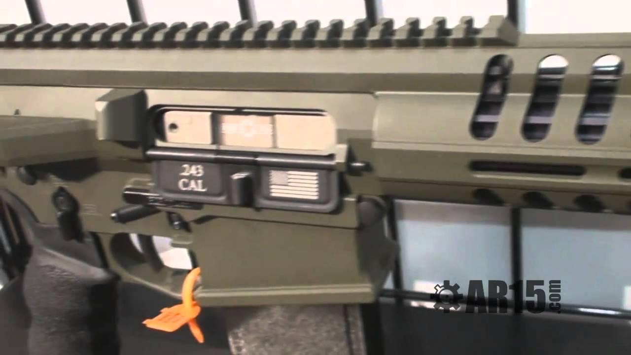 Patriot Ordnance Factory - POF - SHOT Show 2011 - AR15.Com