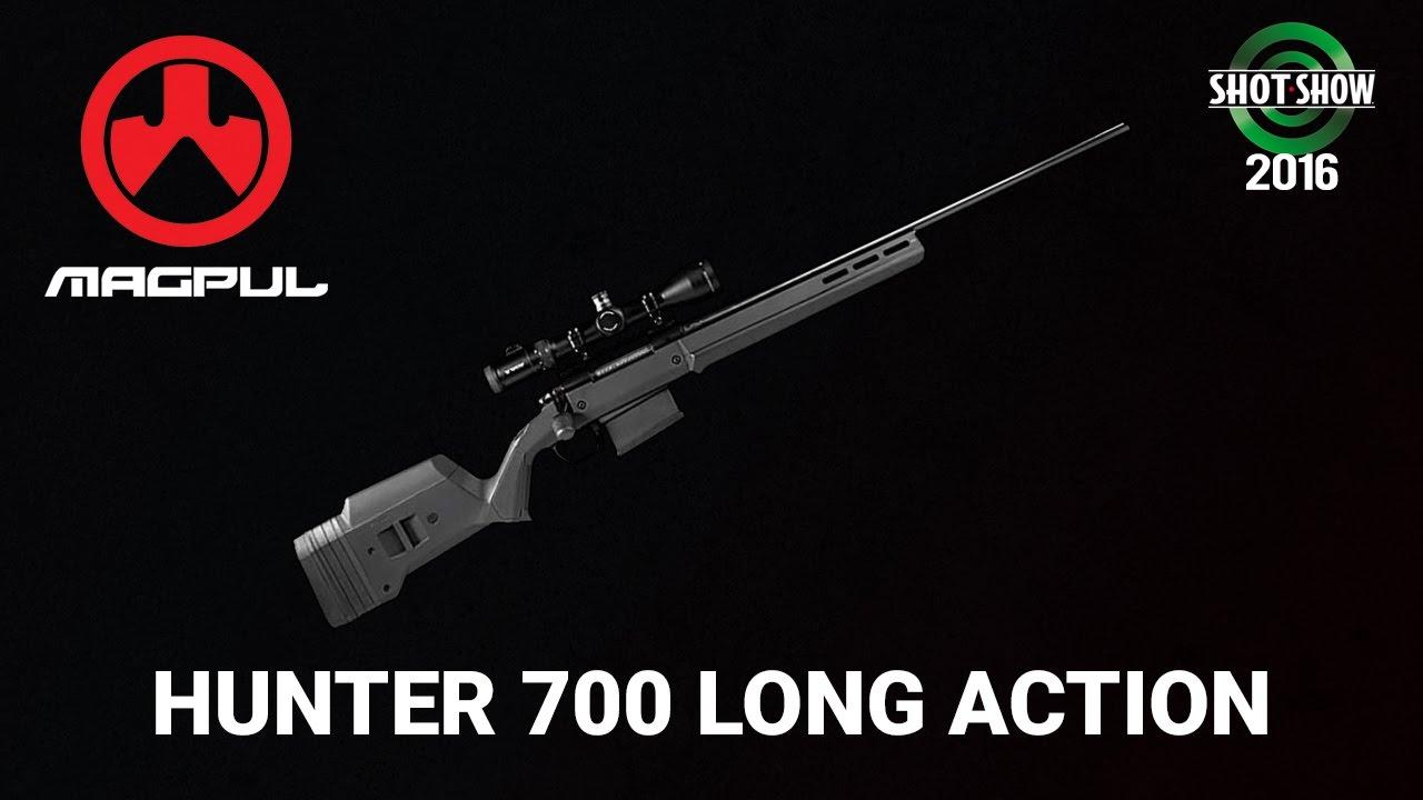 Magpul Hunter 700 Long Action - SHOT Show 2016