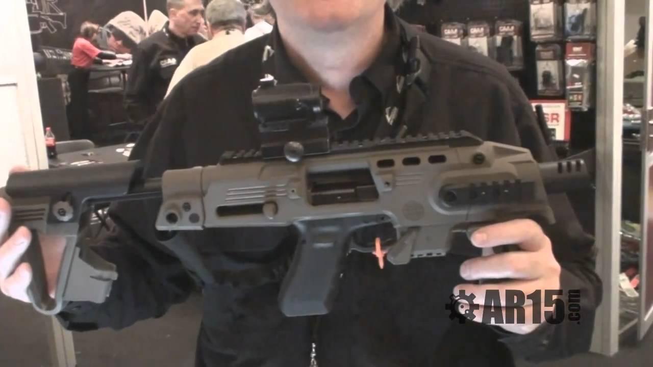 Command Arms Accessories (CAA) - SHOT Show 2011 - AR15.Com