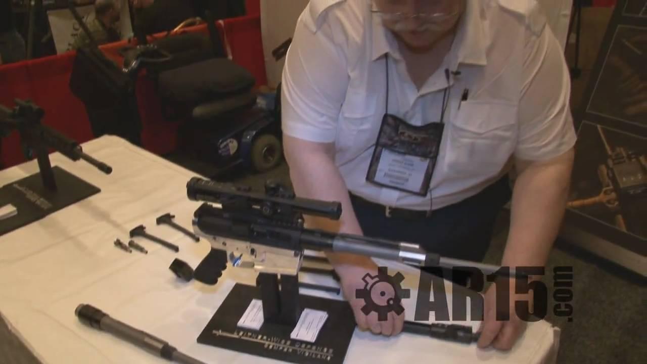 Leitner-Wise Defense - 2010 SHOT Show - AR15.Com
