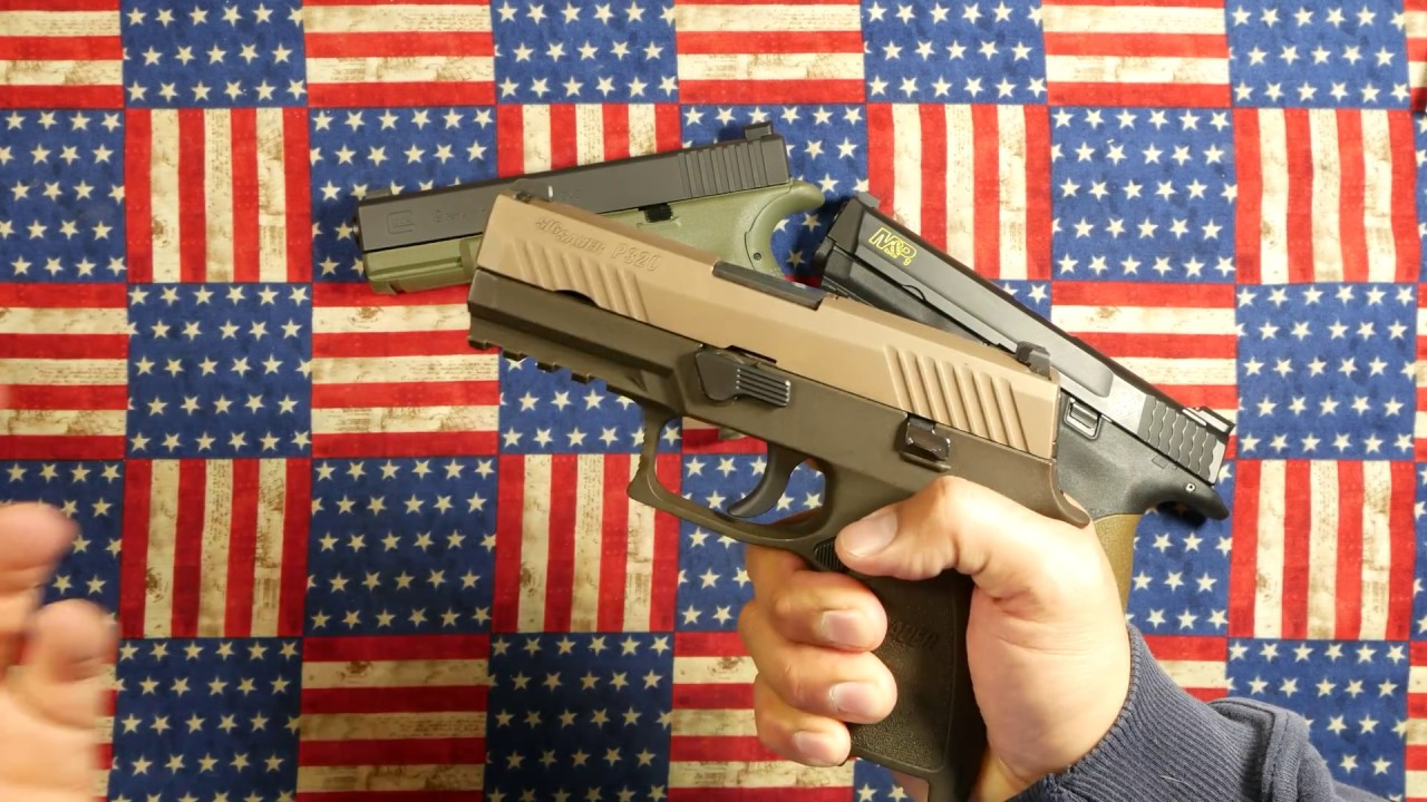 Full size pistols: do you really need one in a magazine restricted state?