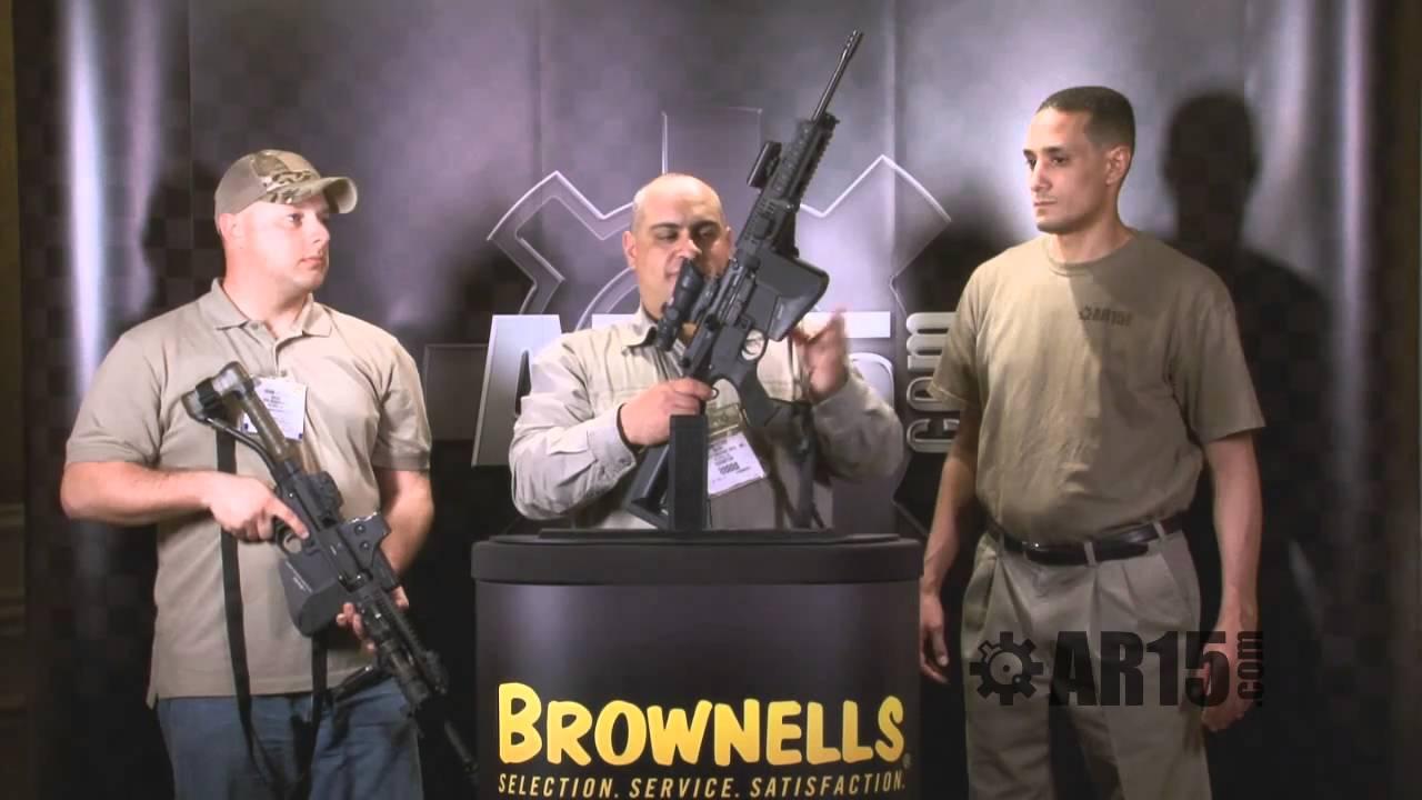 Grauer Systems - SHOT Show 2011 - AR15.Com