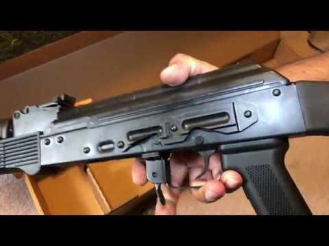 Riley Defense Inc   RAK 47 P unboxing