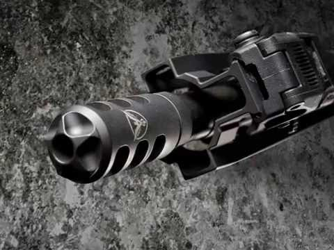 Freedom Flag Products Advanced Muzzle Brake the