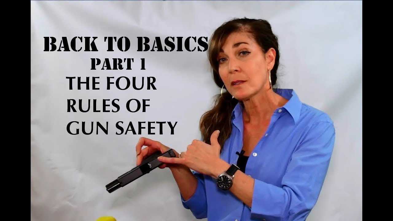 4 Universal Safety Rules - BACK TO BASICS -  Part 1