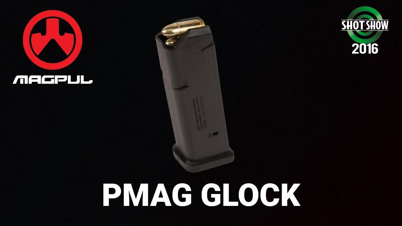 Magpul Pmag Glock - SHOT Show 2016