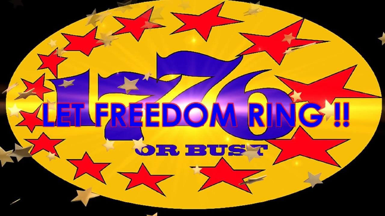 HAPPY BIRTHDAY U.S.A. #LetFreedomRing
