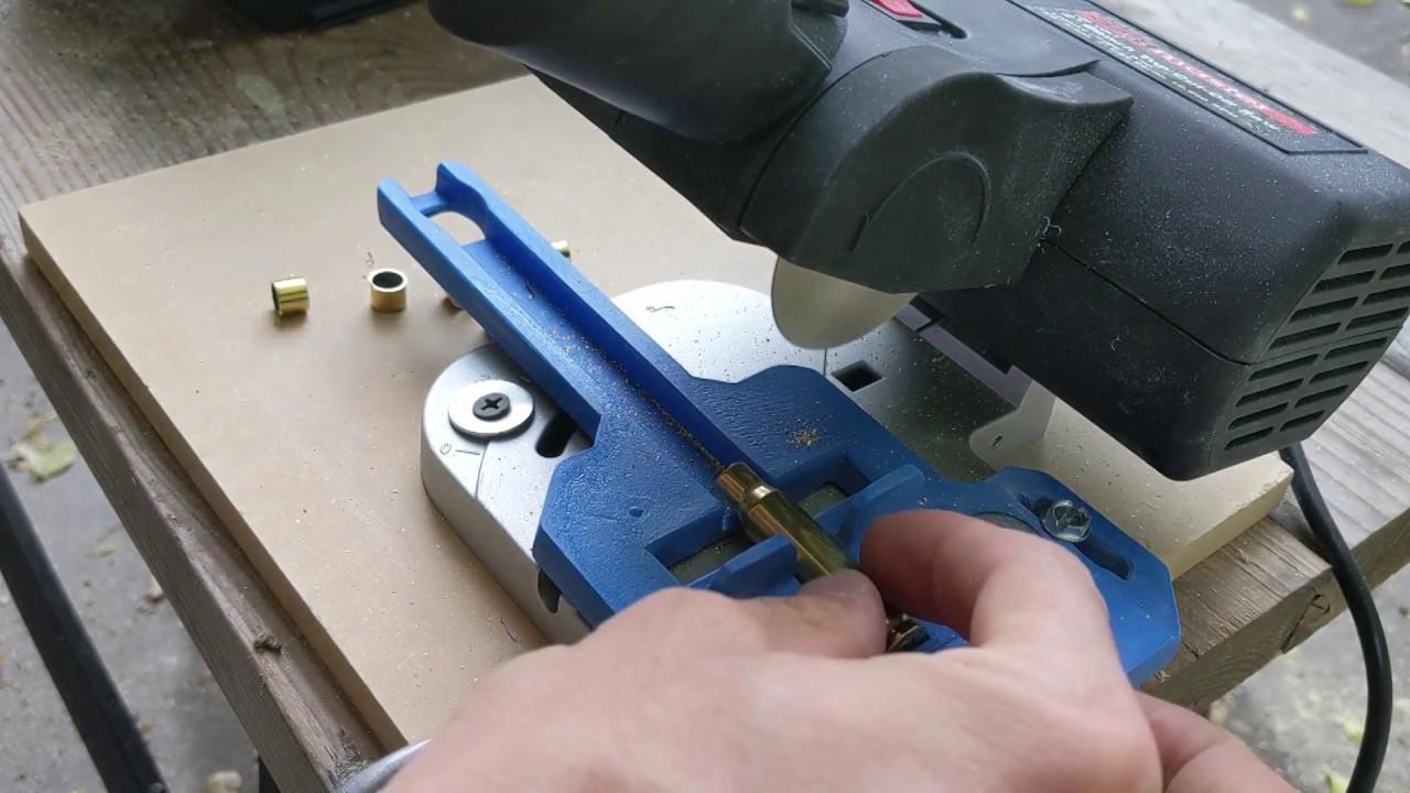 Making/Converting .358 Yeti Brass From .308 Win Brass