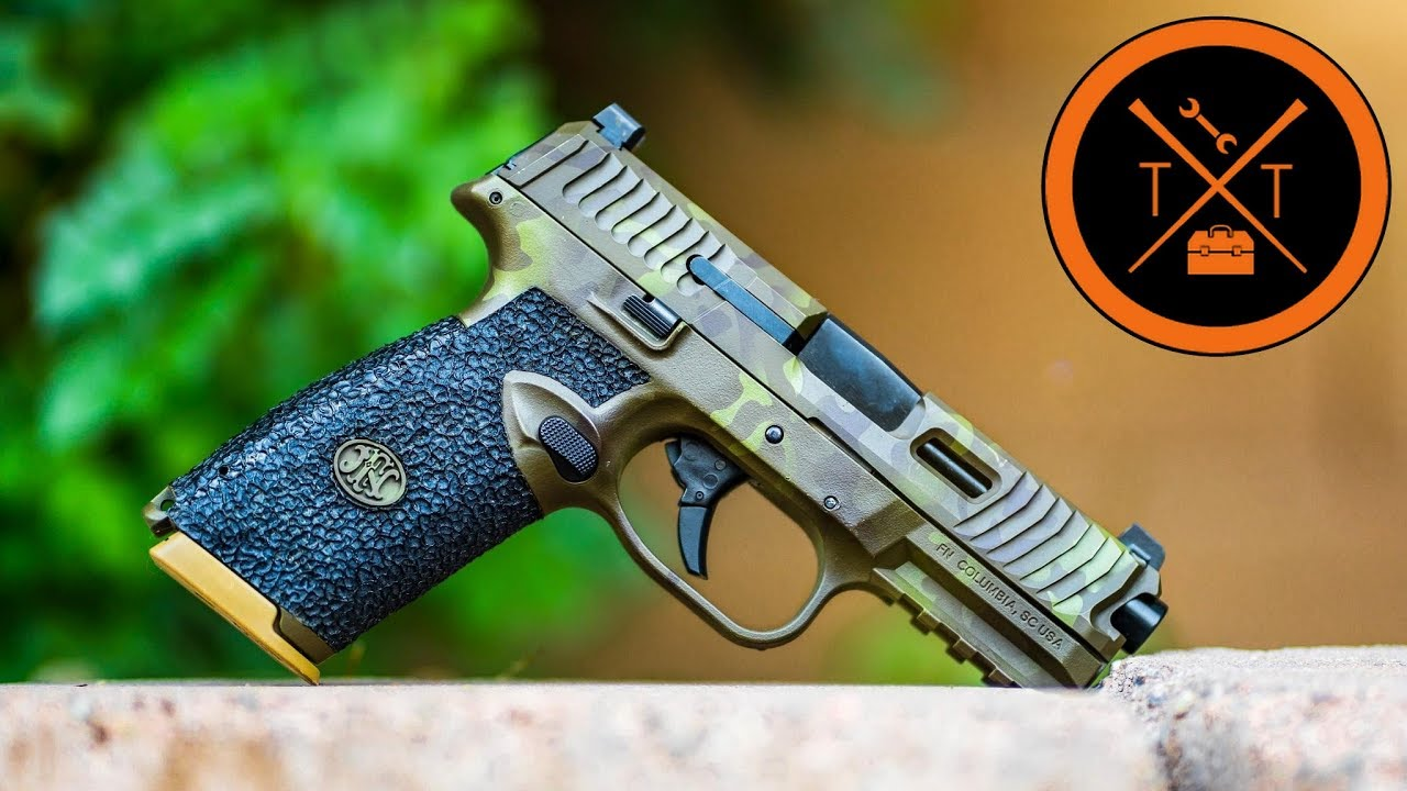 Custom FN 509 // You'll question everything after this...