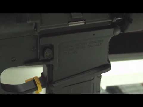 AR15.Com 2008 SHOT Show - Magpul Booth