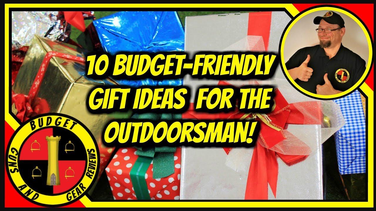 Great Christmas Gift Ideas: Xavier Builds a Goat Gun