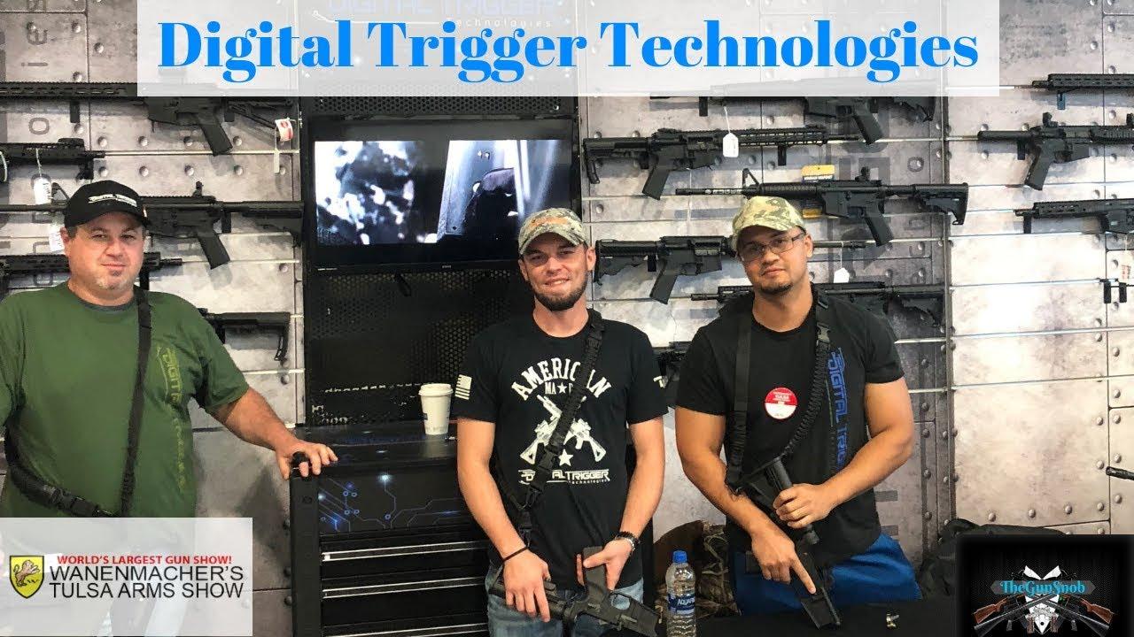 GunStreamer gets it first!!! Digital Trigger Technologies Interview from Wanenmacher