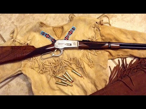 Big bore 45-90 Lever action carbine 9400 foot pounds of energy in one second