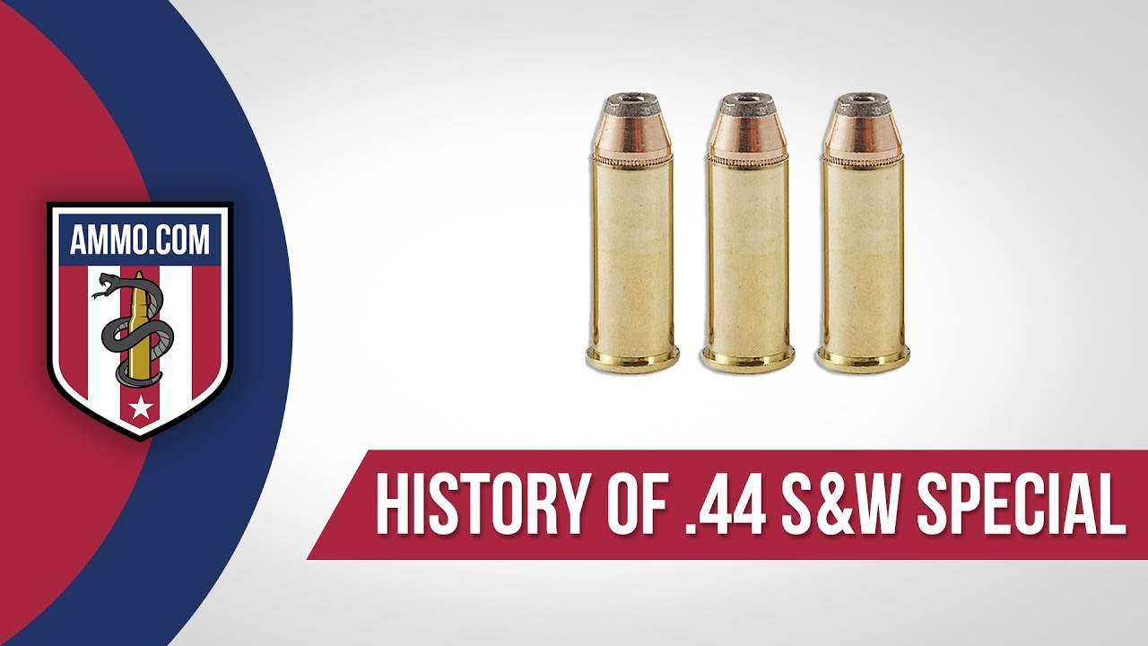 44 S&W Special Ammo - History