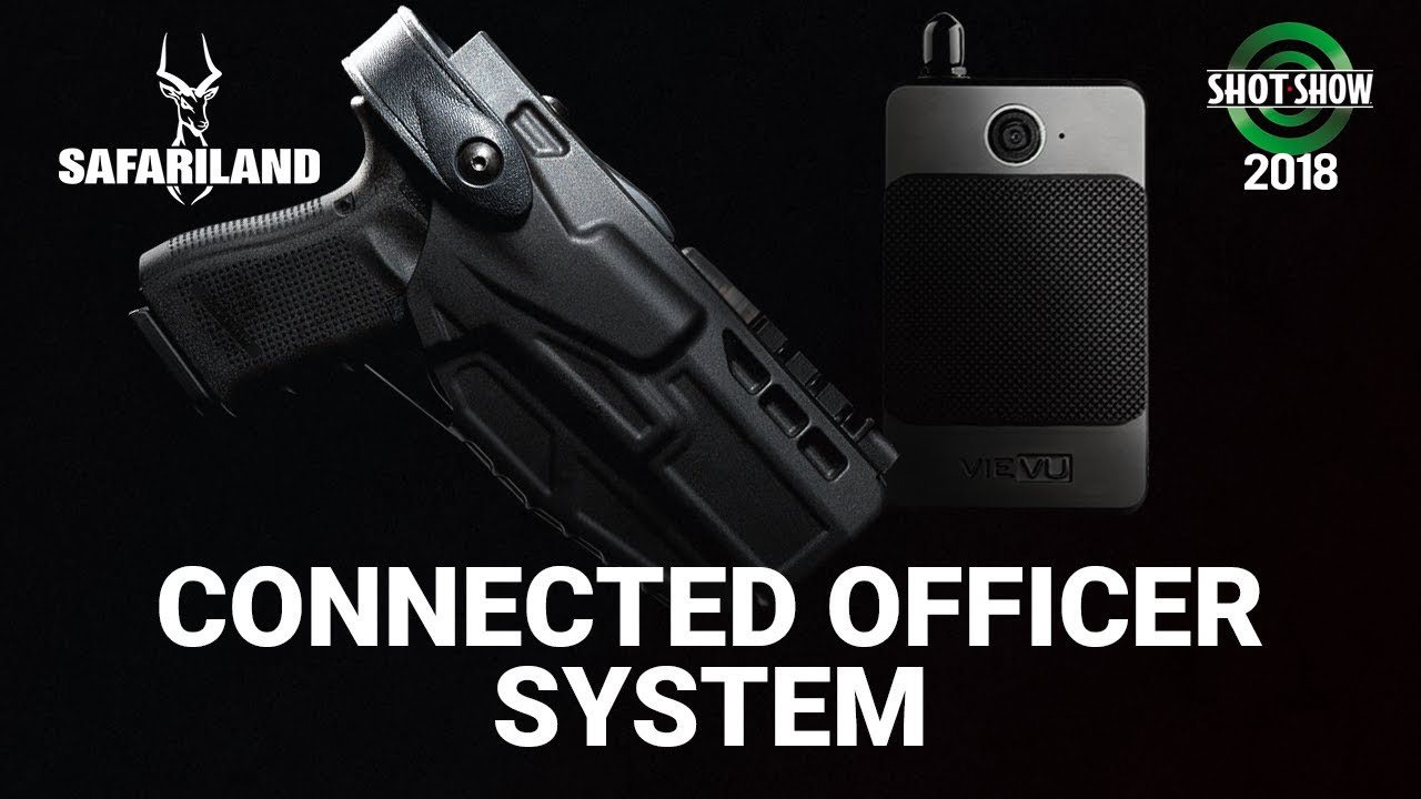 Safariland Connected Officer System - SHOT Show 2018 Day 1