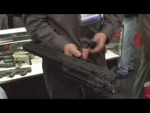 AR15.Com 2008 SHOT Show - Magpul FMG