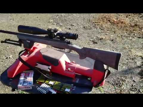 Remington 700 VTR 308 in SPS TACTICAL Stock