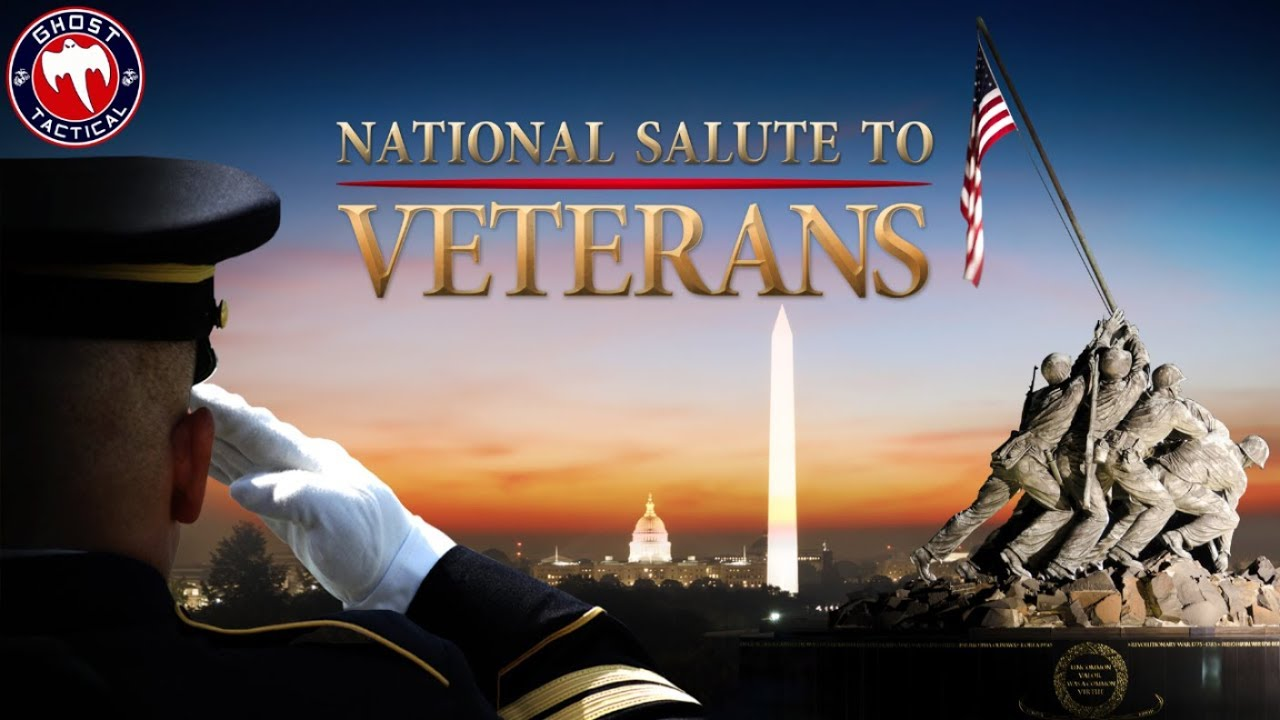 Veterans Day Tribute:  Thank You For Serving