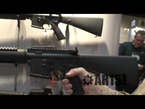 AR15.Com 2009 SHOT Show - Bushmaster