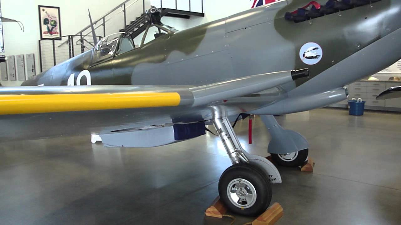Historic Flight Foundation at Paine Field, Washington