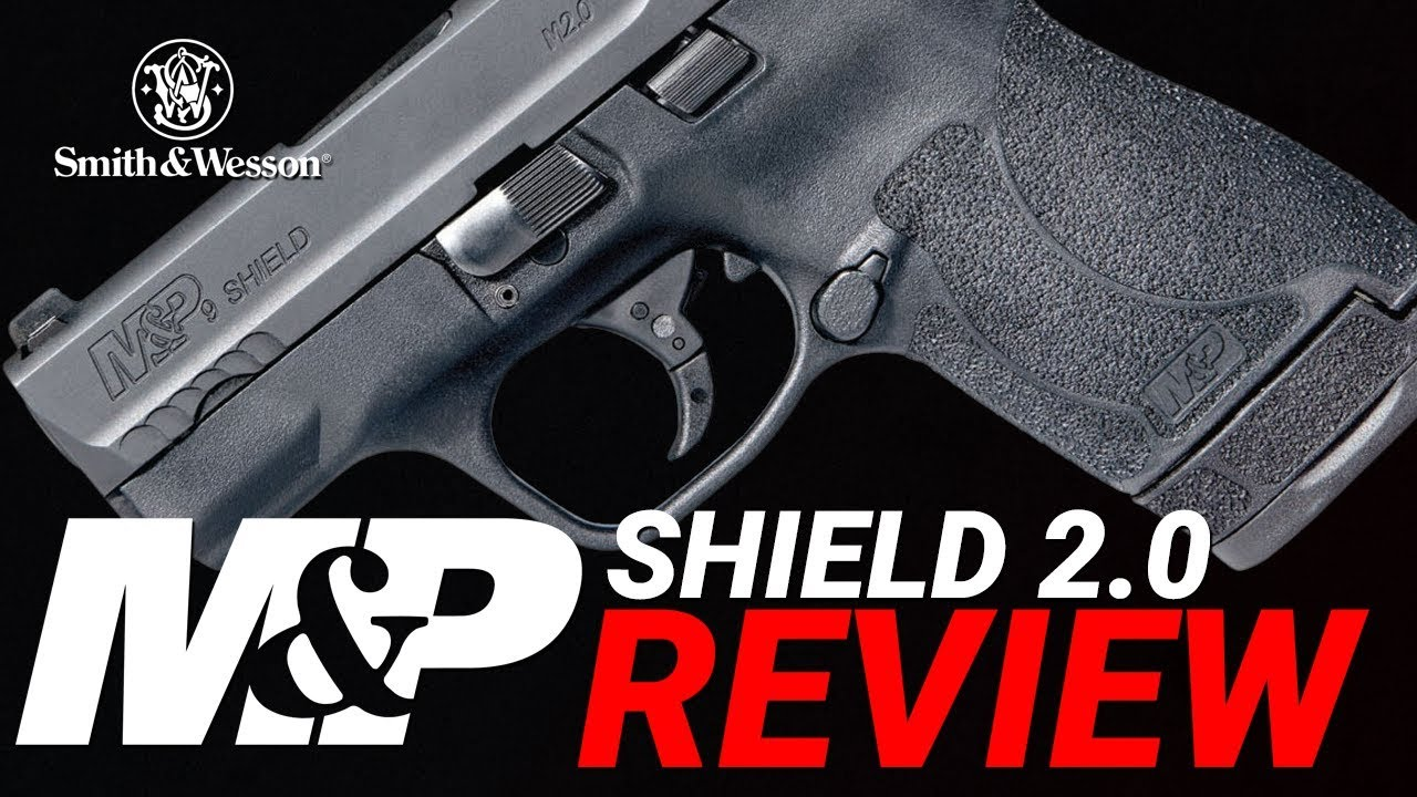 M&P Shield 2.0 Review