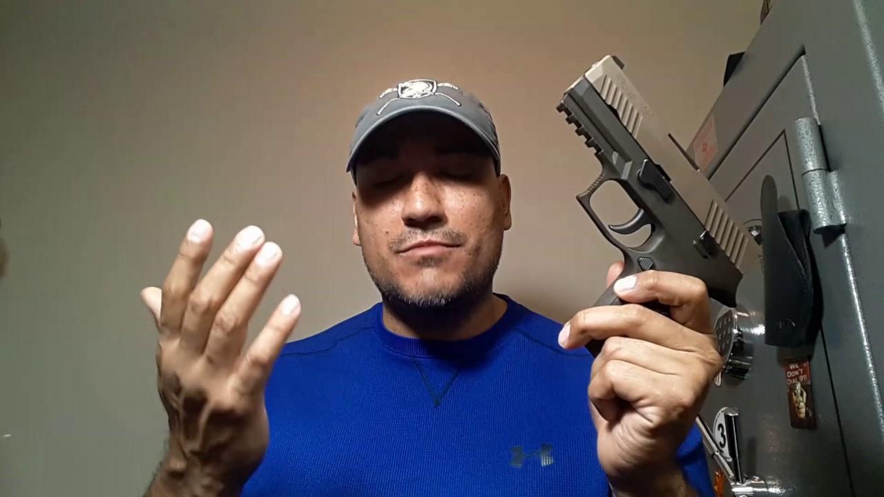 First Time Gun Buyer:  Shoot your gun!!!