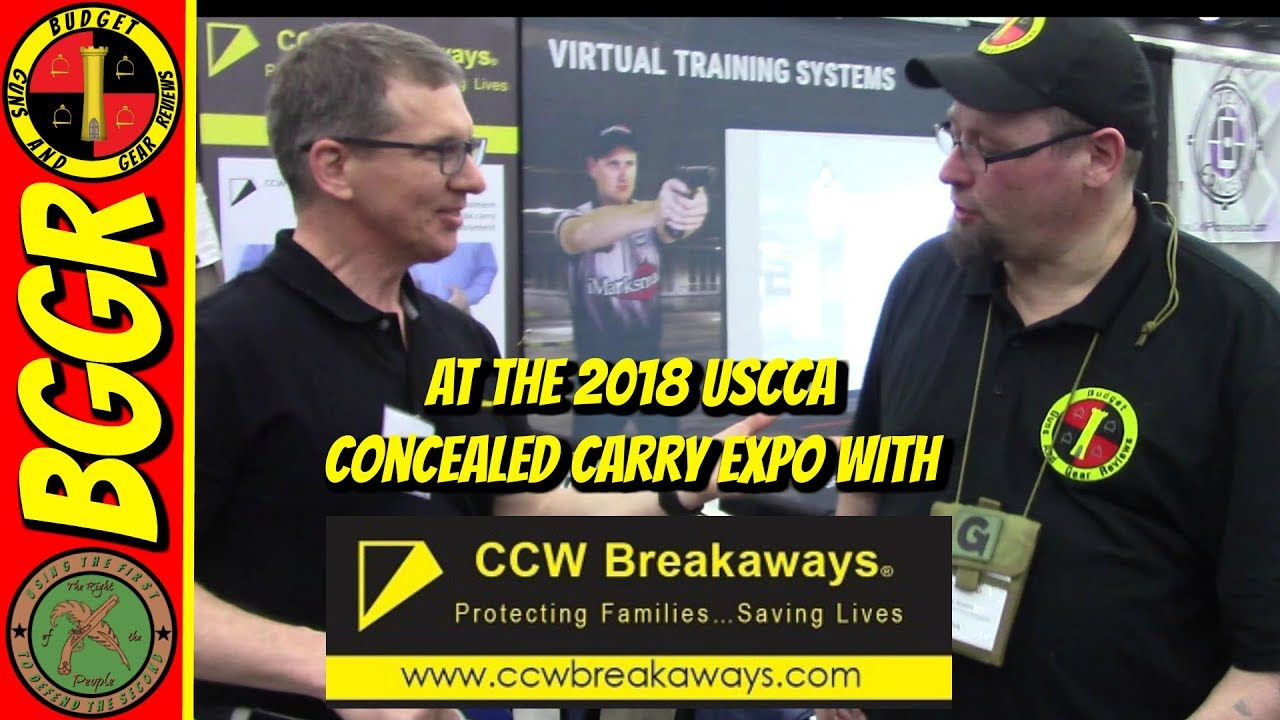 CCW Breakaways Concealed Carry Pants