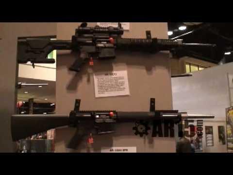 AR15.Com 2009 SHOT Show - Armalite