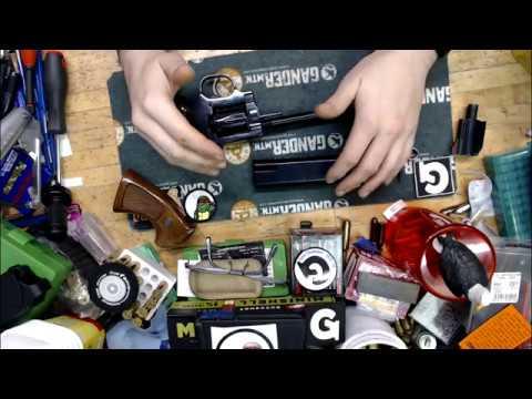 #Patriotinthedark #BlindChallenge Dan Wession Model 15 .357 Magnum Revolver