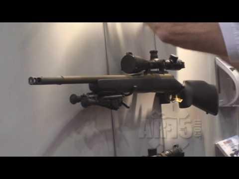 AR15.Com SHOT Show 2008 - Bushmaster Booth