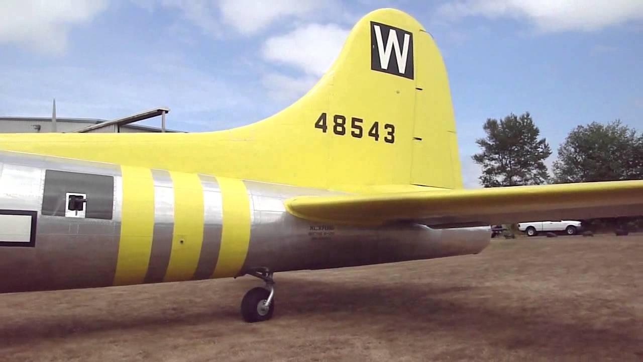 Tillamook Air Museum / Air Show and Car Show