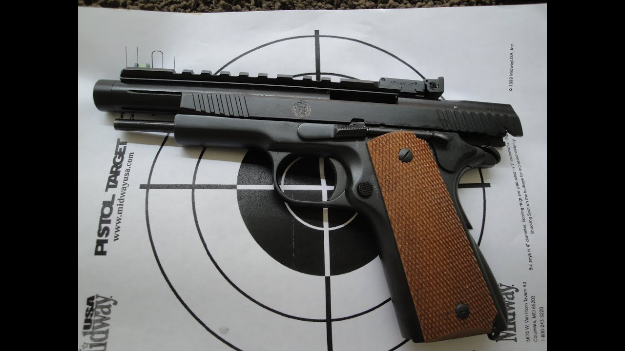 Tactical Solutions .22 Caliber Conversion Kit for the 1911