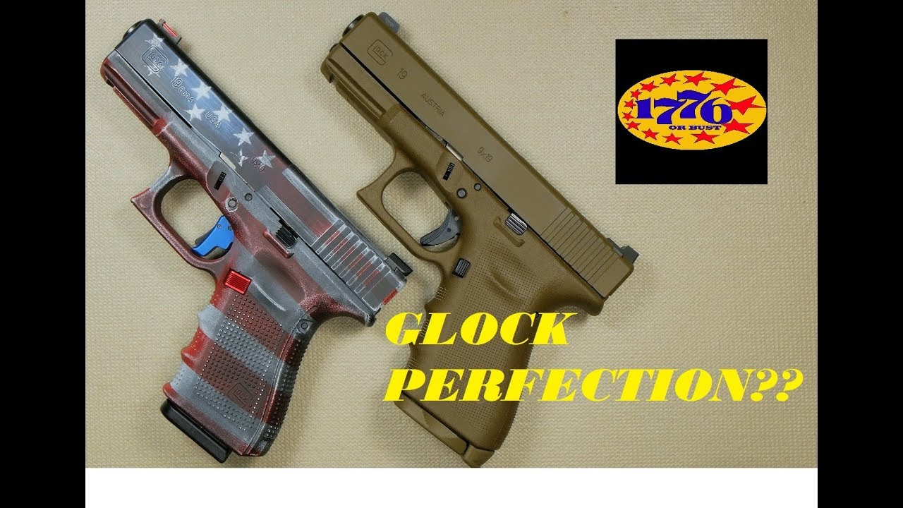 GLOCK PERFECTION?? MAYBE, MAYBE NOT
